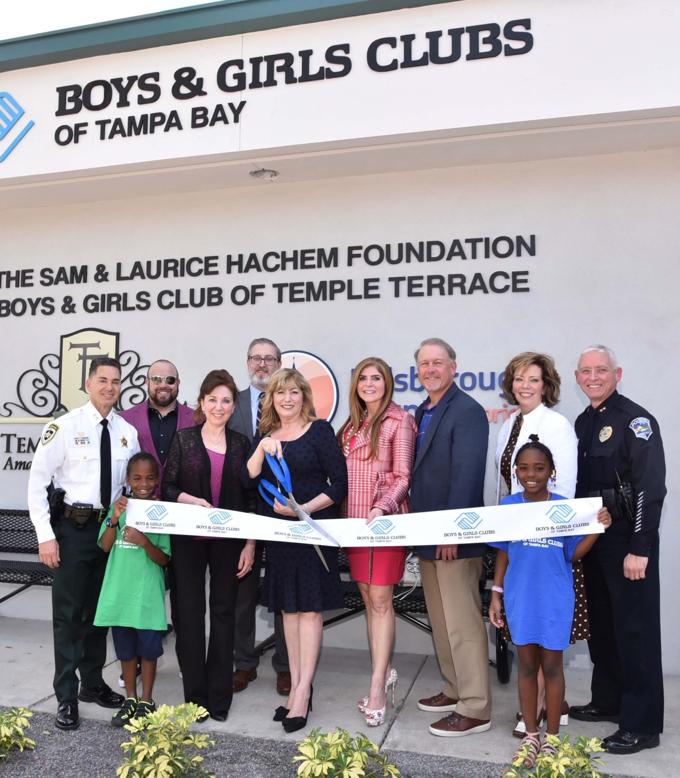 Temple Terrace Grand Opening