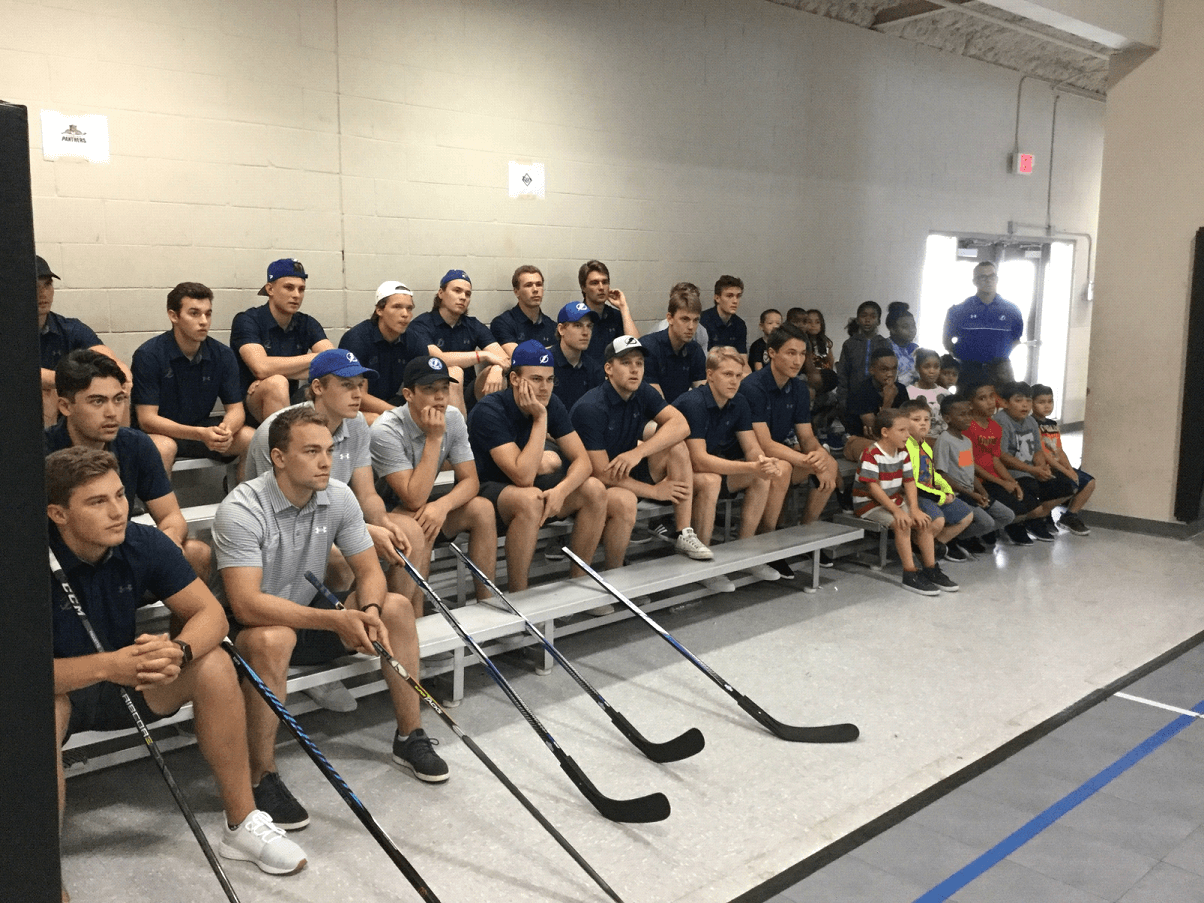 Riverview Gets Electric with the Tampa Bay Lightning